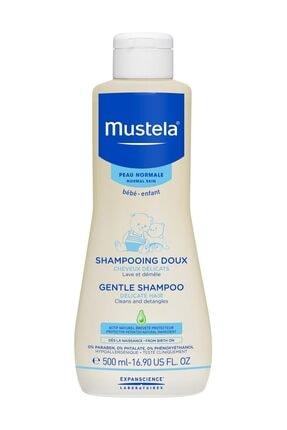 Mustela Gentle Shampoo Bebek Şampuanı 500 ml