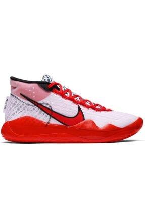 Nike Erkek Kırmızı Beyaz Zoom Kd12 Youtube Temalı Basketbol Ayakkabısı Cq7731-900