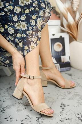 MUGGO Vizon Kadın Klasik Topuklu Ayakkabı DPRGZHWD709