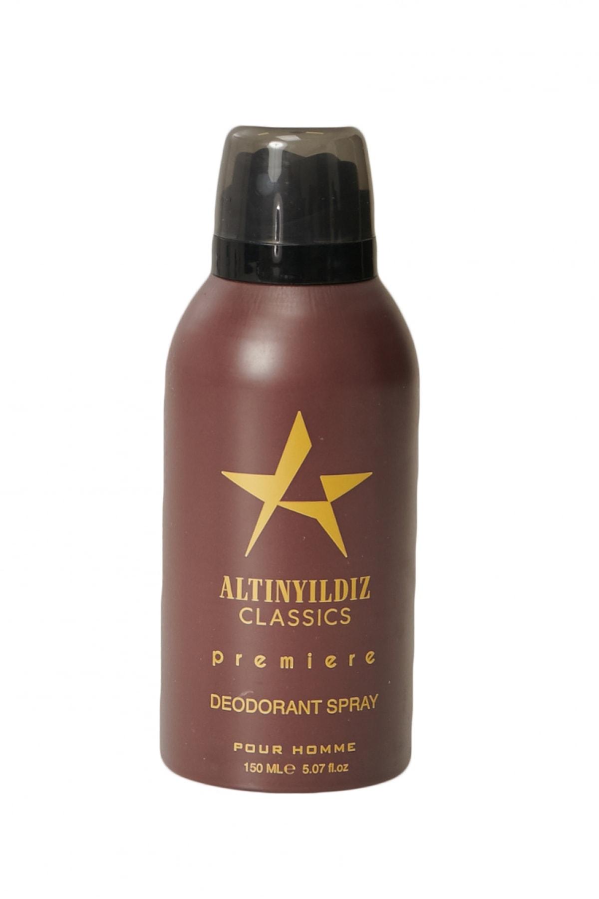 ALTINYILDIZ CLASSICS Erkek  AC Premiere Deodorant 150 ML 1