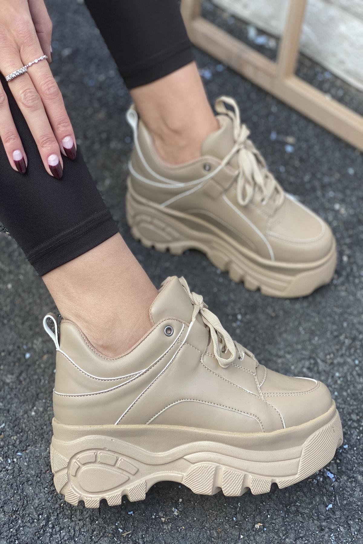 İnan Ayakkabı Kadın Spor Ayakkabı 2