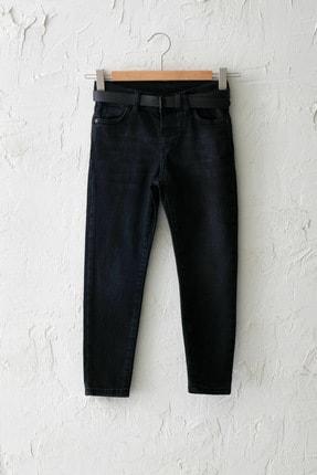 LC Waikiki Erkek Çocuk Anthracıte Rodeo M0U Jeans