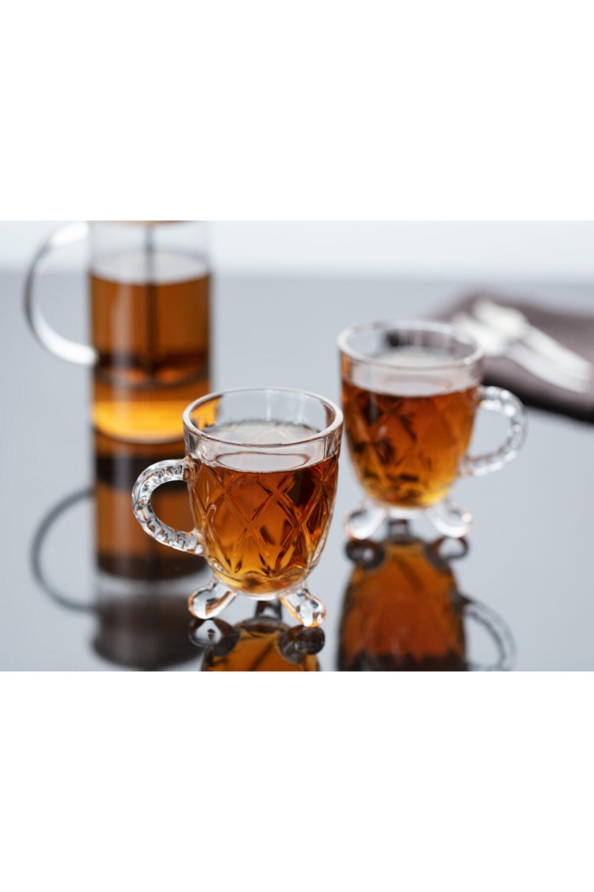 Madame Coco Taylar 4'lü Çay Fincanı 1