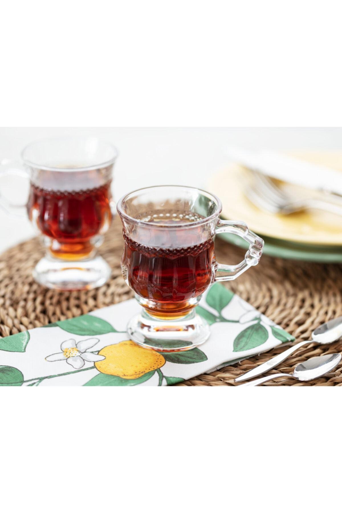 Madame Coco Majori 4'lü Çay Fincanı 1