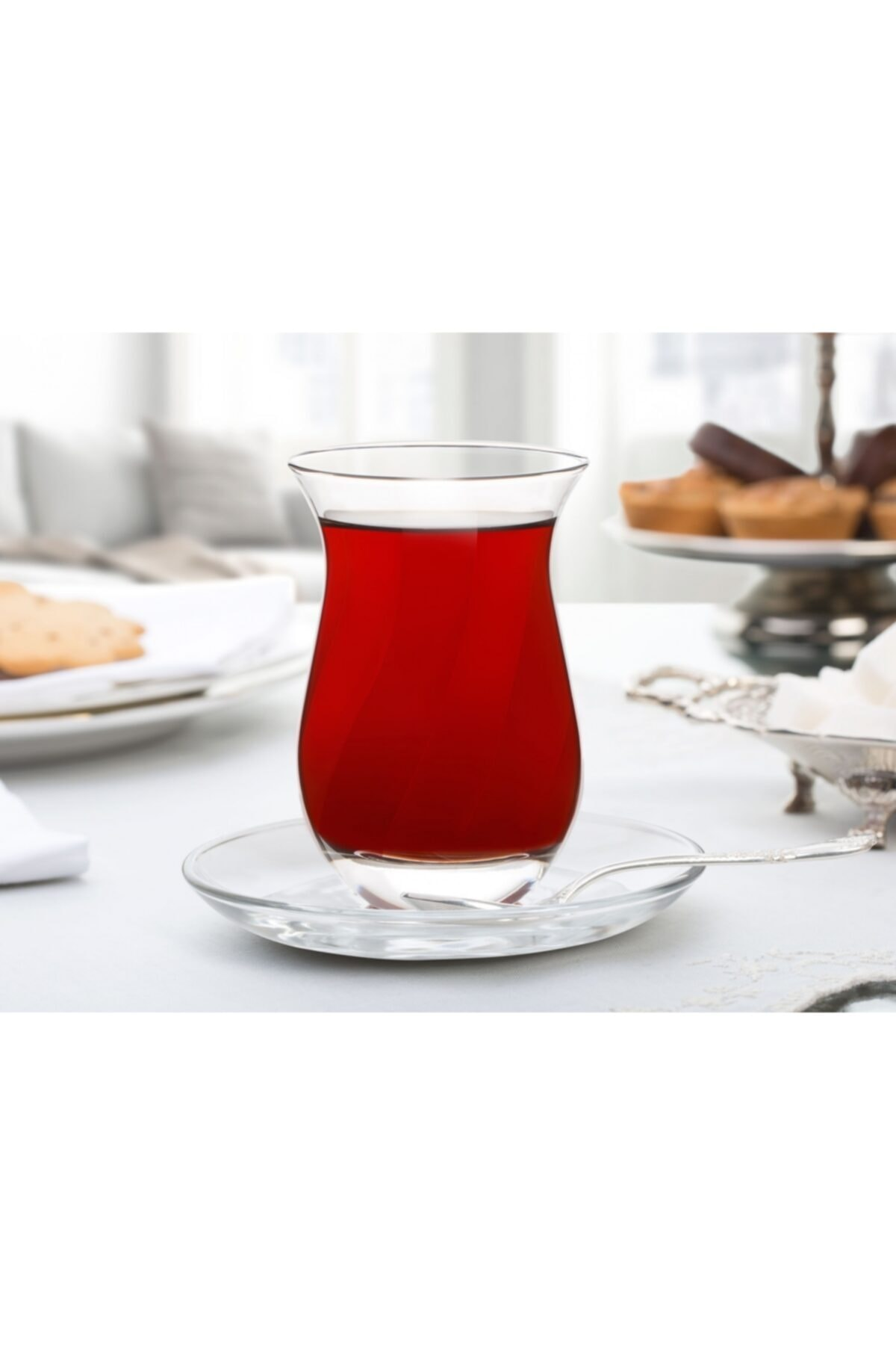 Madame Coco Brıgett 6'lı Çay Bardağı 168 ml 1