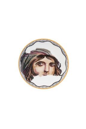 Karaca Kız  Zeugma  19 cm Pasta Tabağı