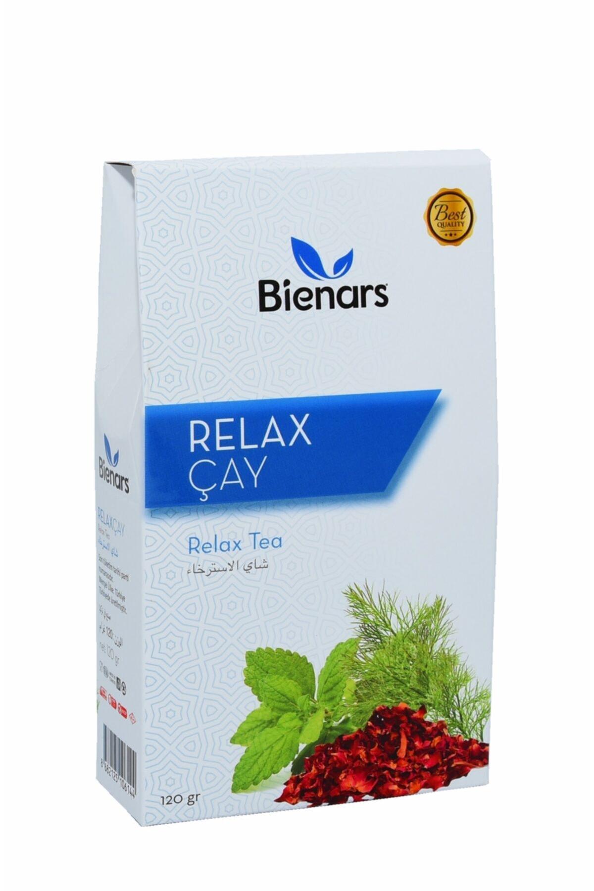 Bienars Relax Doğal Çay Dökme 100 Gr. (pasiflorasız) 1