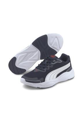 Puma 90S RUNNER NU WAVE Lacivert Erkek Sneaker Ayakkabı 100652729