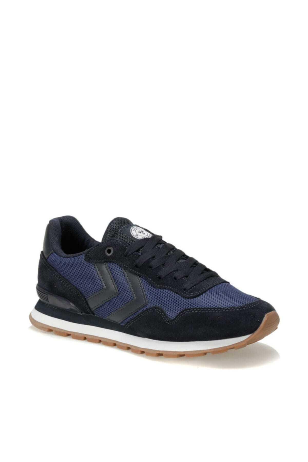 HUMMEL Hmlthor Lifestyle Shoes Koyu Lacivert Beyaz Erkek Sneaker Ayakkabı 100406432 2