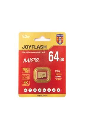 JOYFLASH Microsd Uhs-ı Class10 Hafıza Kartı 64gb 100mb/s