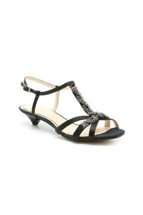 CLARKS Kadın Siyah Topuklu Ayakkabı