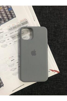 SUPPO Iphone 11 Pro Logolu Lansman Içi Kadife Silikon Kılıf