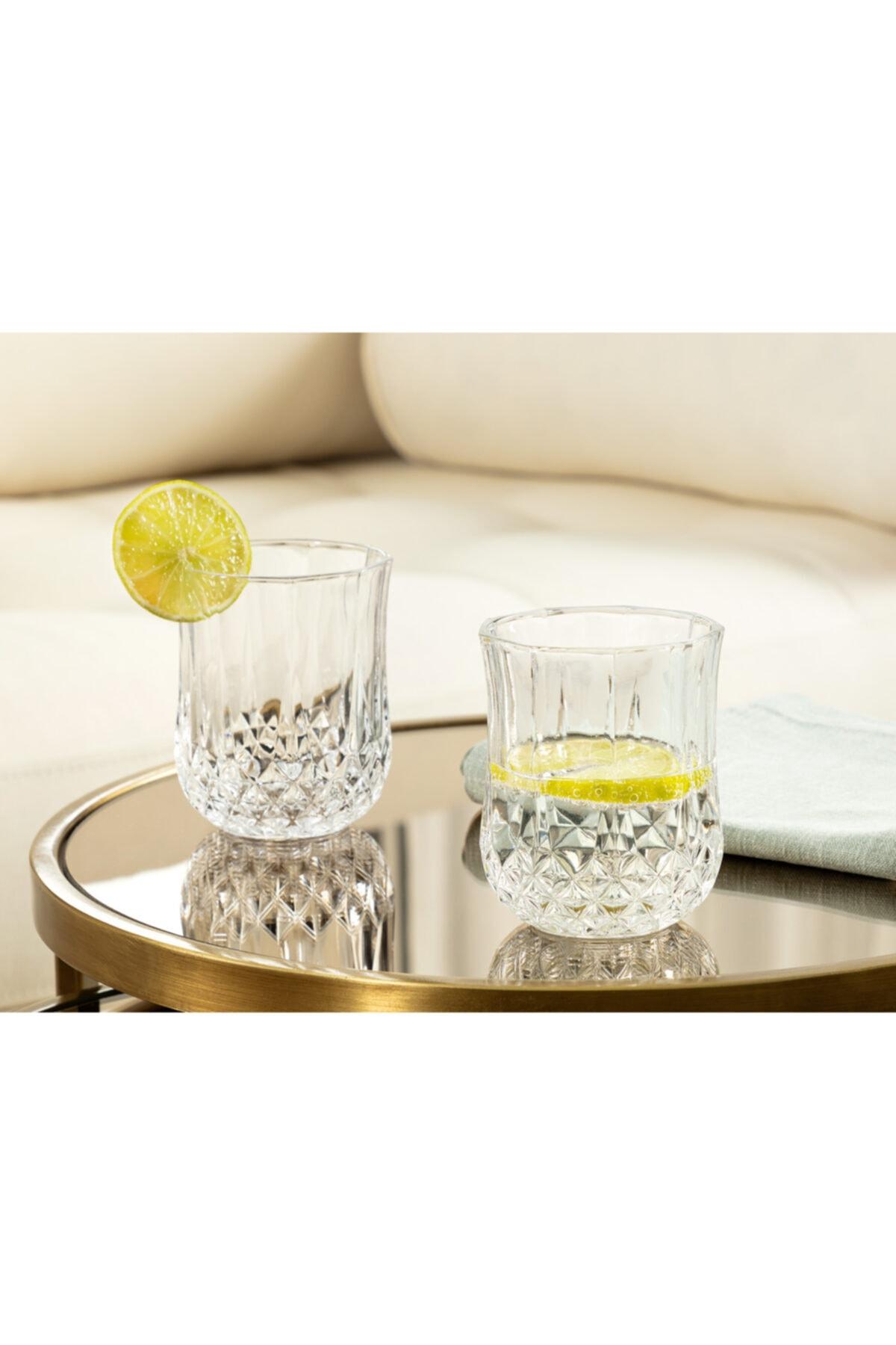 Madame Coco Audrey 4'lü Su Bardağı Seti 190 ml 1
