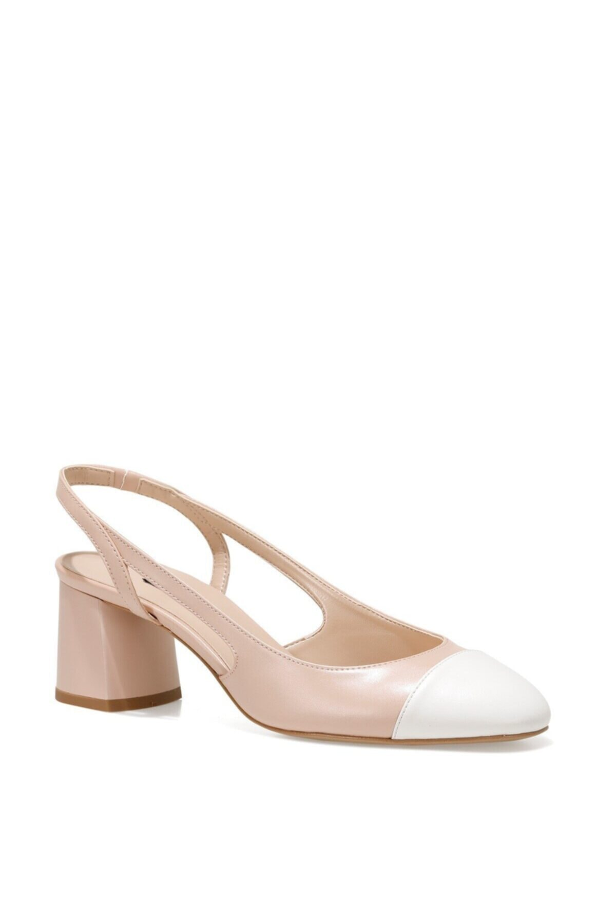 Nine West SENDAR Pudra Kadın Klasik Topuklu Ayakkabı 100526629 2