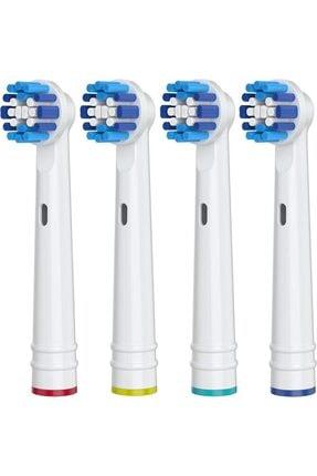 SoftBristles Oral-b Için Yedek Diş Fırçası Kafaları, Oral B Braun Elektrikli Diş Fırçası Ve Şarjlı Diş Fırçası