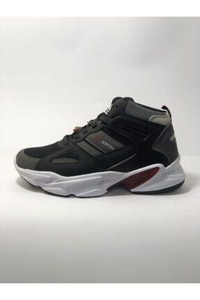 MP Siyah Basket Unisex Günlük Spor Ayakkabı