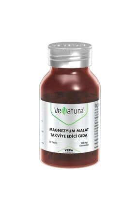 VeNatura Magnezyum Malat 60 Tablet