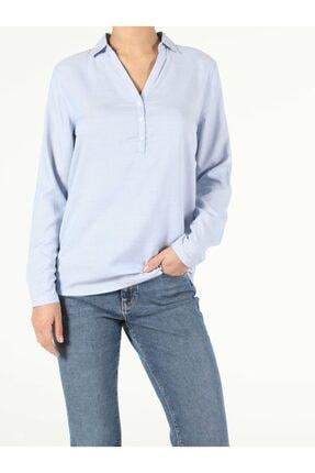 Colin's KADIN Kadın Uzun Kol Gömlek CL1047876