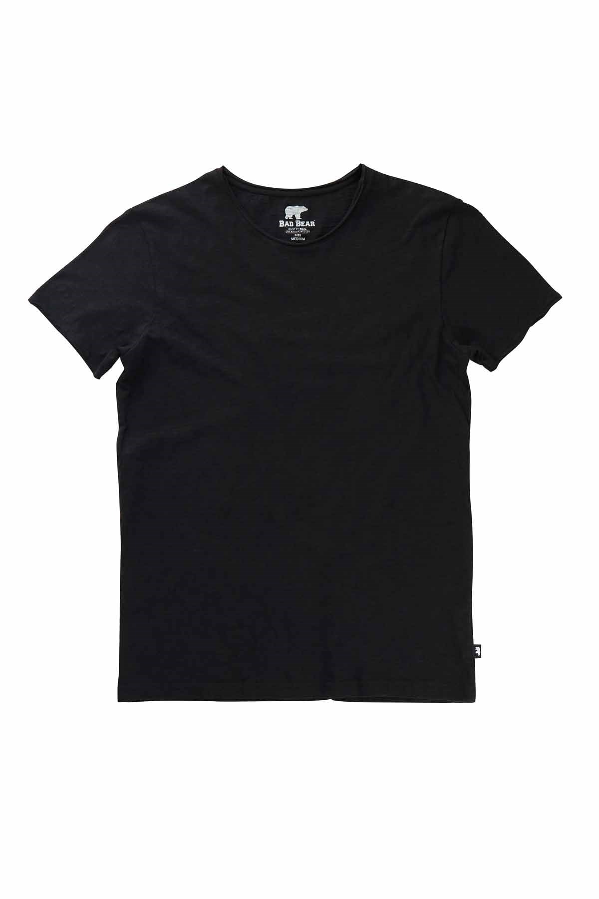 Bad Bear Erkek Siyah O-neck Tee Tişört 1