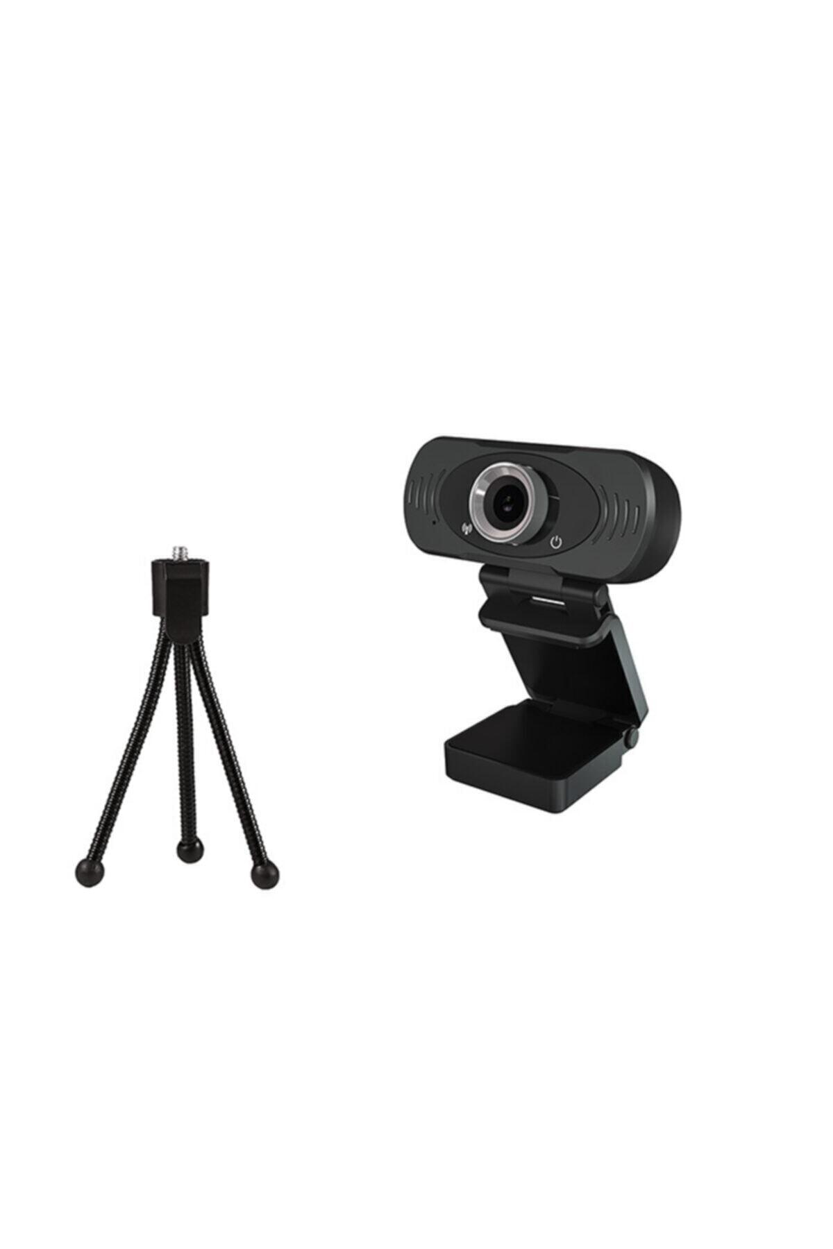 Everest Siyah Sc-hd03 1080p Full Hd Tripodlu Usb Pc Kamera 8680096097638 1