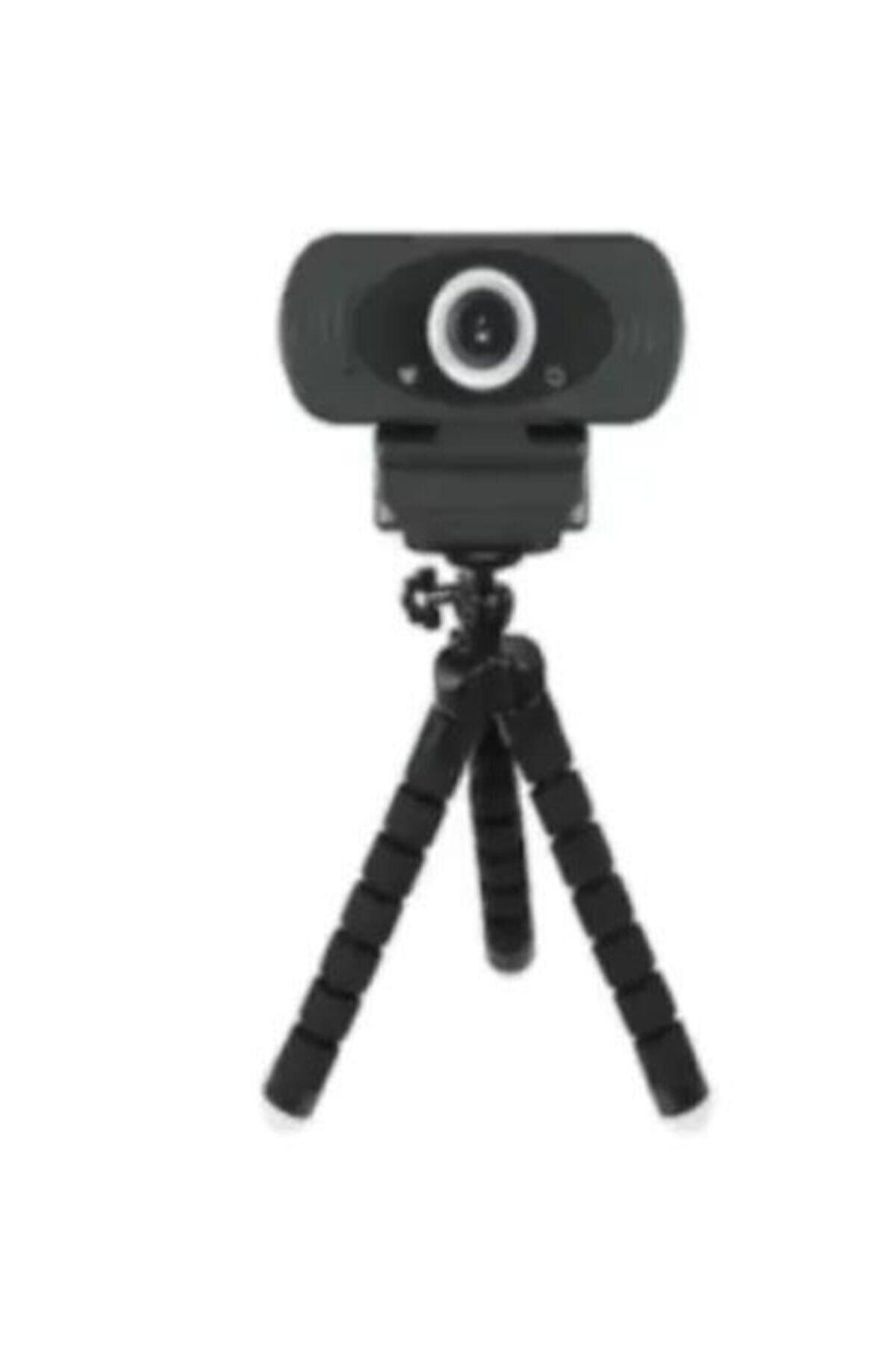 Everest Siyah Sc-hd03 1080p Full Hd Tripodlu Usb Pc Kamera 8680096097638 2