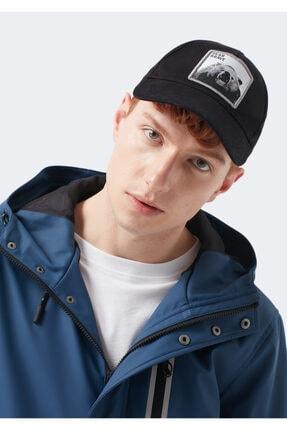 Mavi Ayı Baskılı Şapka