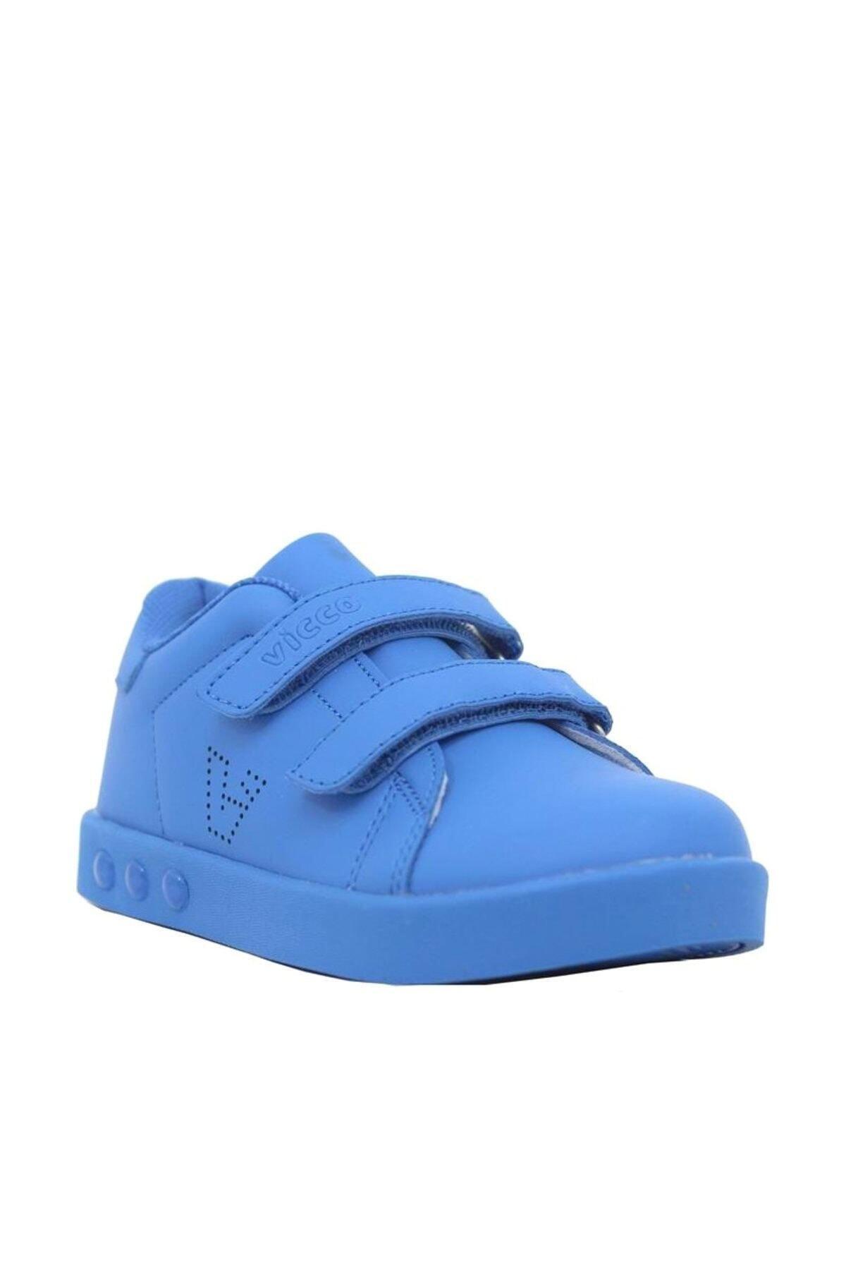 Vicco 313.P19K.100-05 Lacivert Erkek Çocuk Yürüyüş Ayakkabısı 100578852 2