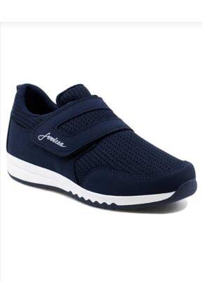 SadiasSpyder Unisex Cırtlı Kadın Günlük Yürüyüş Rahat Spor Ayakkabı