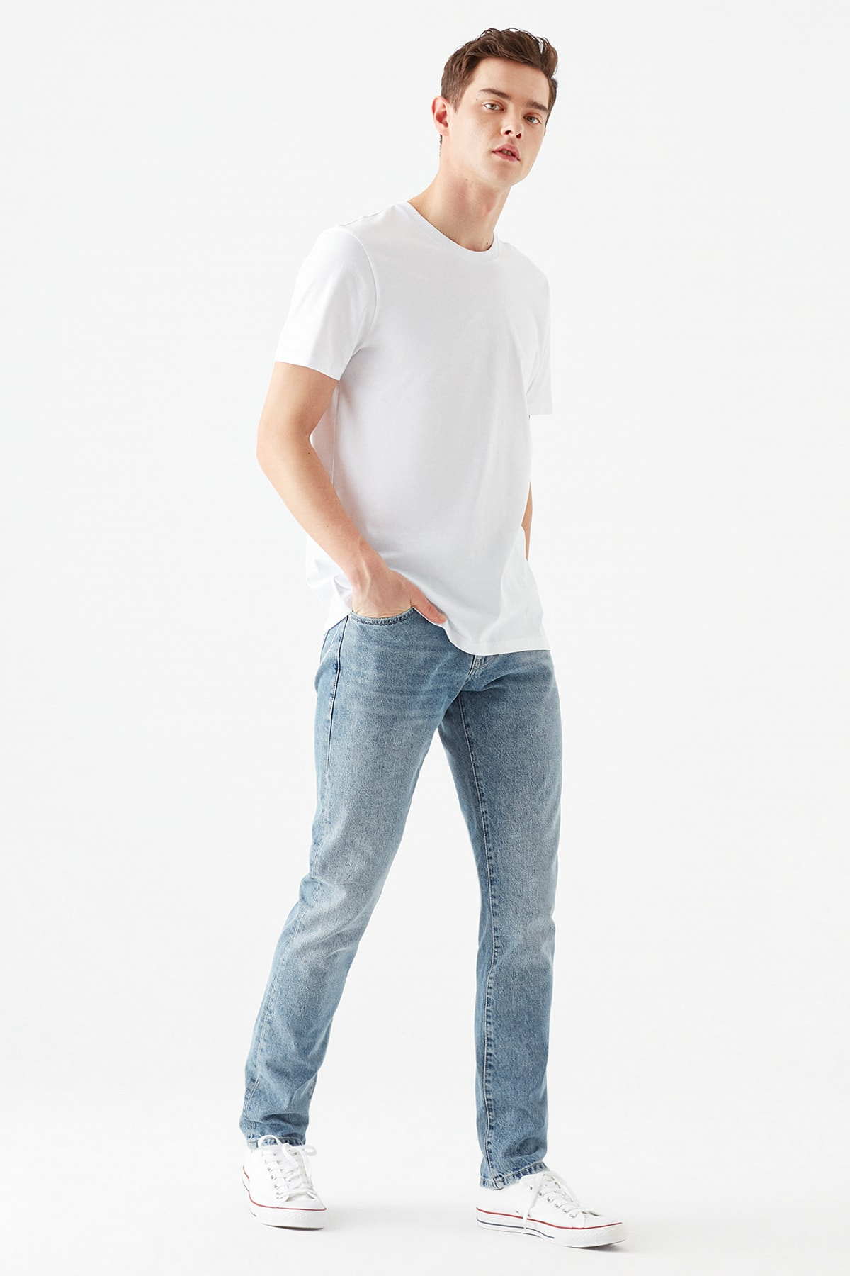 Mavi Erkek Jake Mavi 90s Jean Pantolon 0042233646 2
