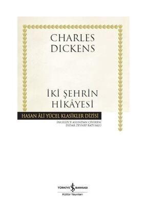 İş Bankası Kültür Yayınları Iki Şehrin Hikayesi (ciltli)