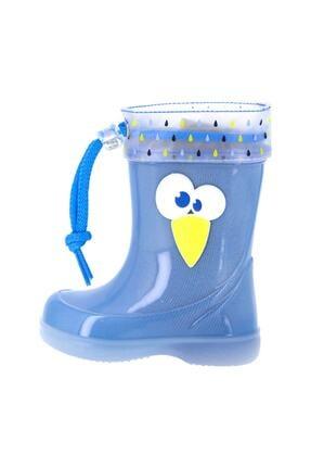 IGOR W10165-O82 Mavi Erkek Çocuk Yağmur Çizmesi 100318081