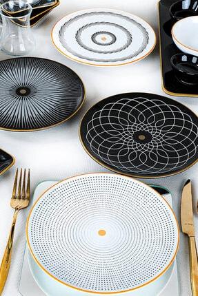 Keramika Nova Kahvaltı Takımı 21 Parça 4 Kişilik