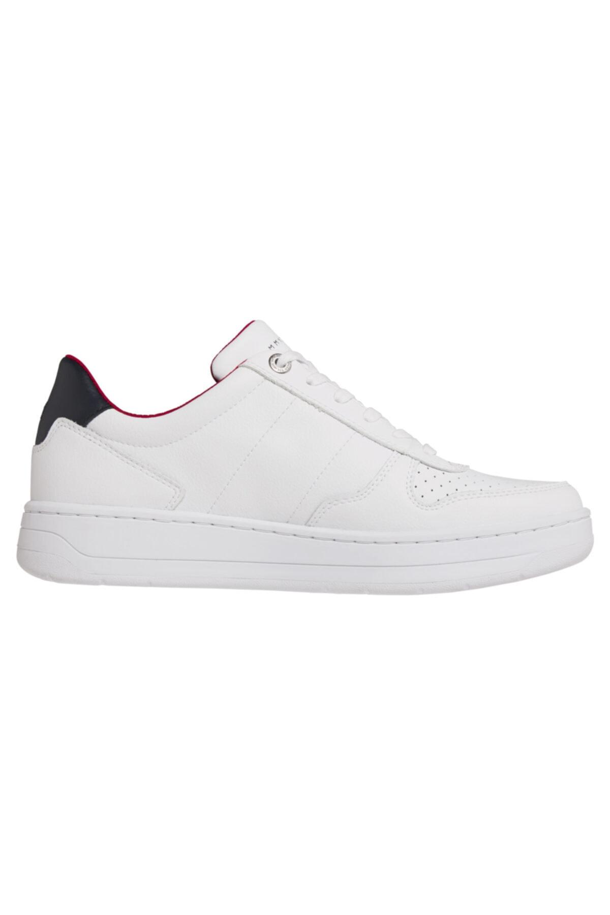 Tommy Hilfiger Erkek Cupsole Sneaker 2