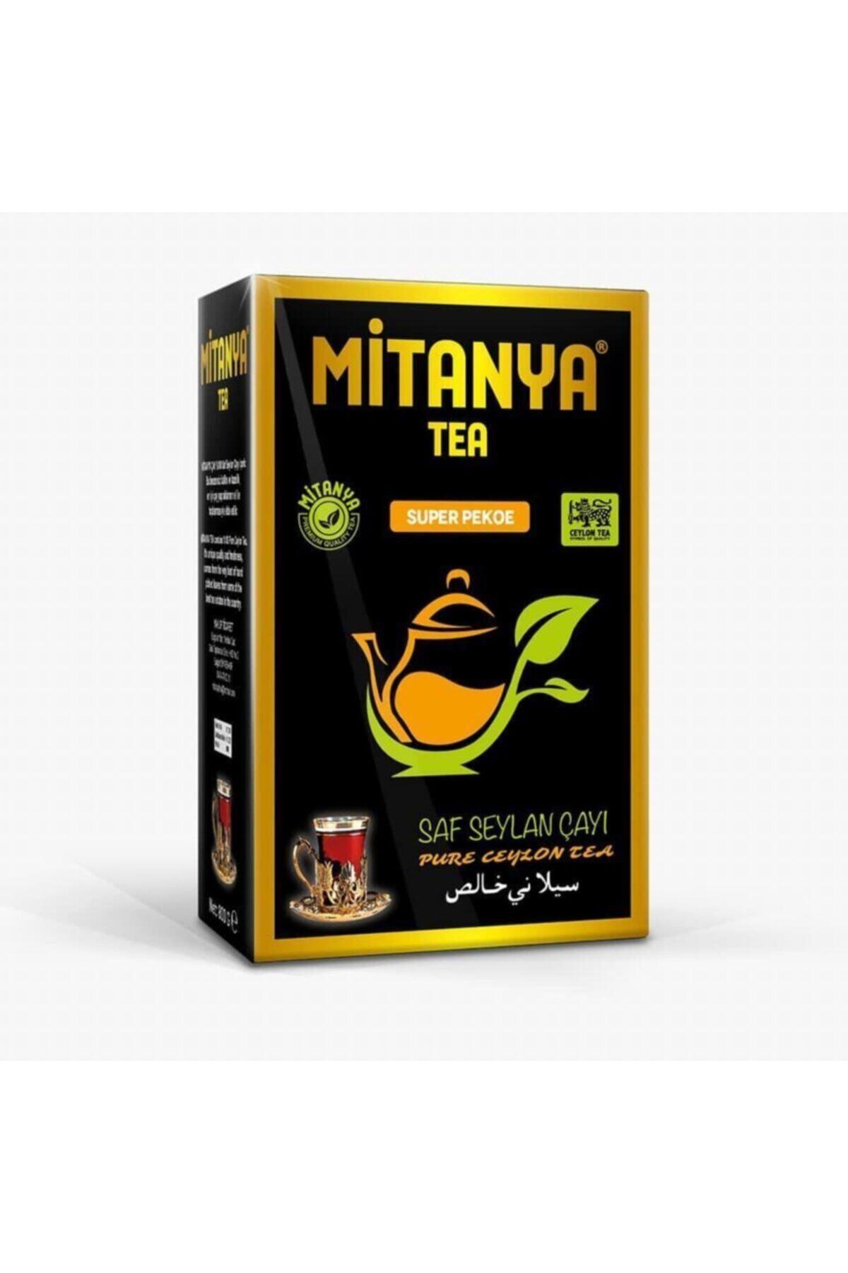 Mitanya Çay Süper Pekoe 0,800 Gram 1