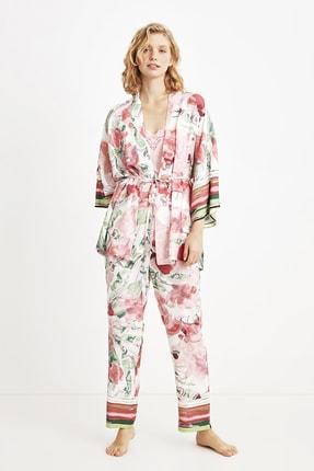 Penyemood 9019 Üçlü Pijama Takım