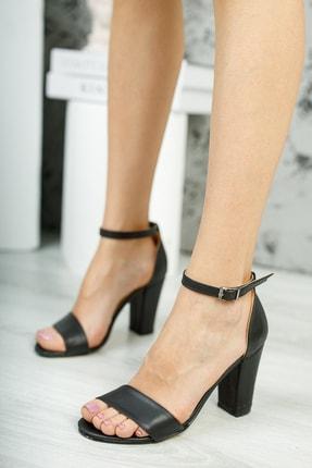 MUGGO W710 Kadın Topuklu Ayakkabı