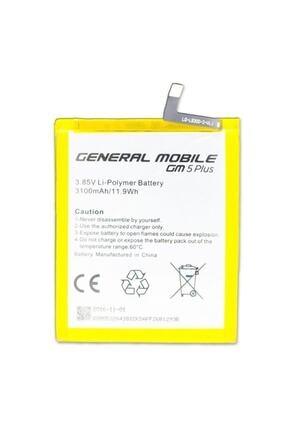 Yedekyedek General Mobile Gm5 Plus Batarya Pil A++ Lityum Iyon Pil