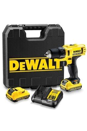 Dewalt Dcd710d2 Şarjlı Matkap Vidalama 10.8 V 2.0ah