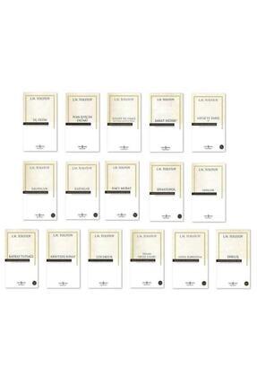 İş Bankası Kültür Yayınları Iş Bankası Lev Nikolayeviç Tolstoy 16 Kitap Set