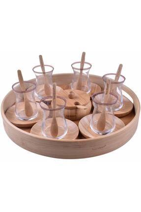 Bambum Trend - 6 Kisilik Çay Seti