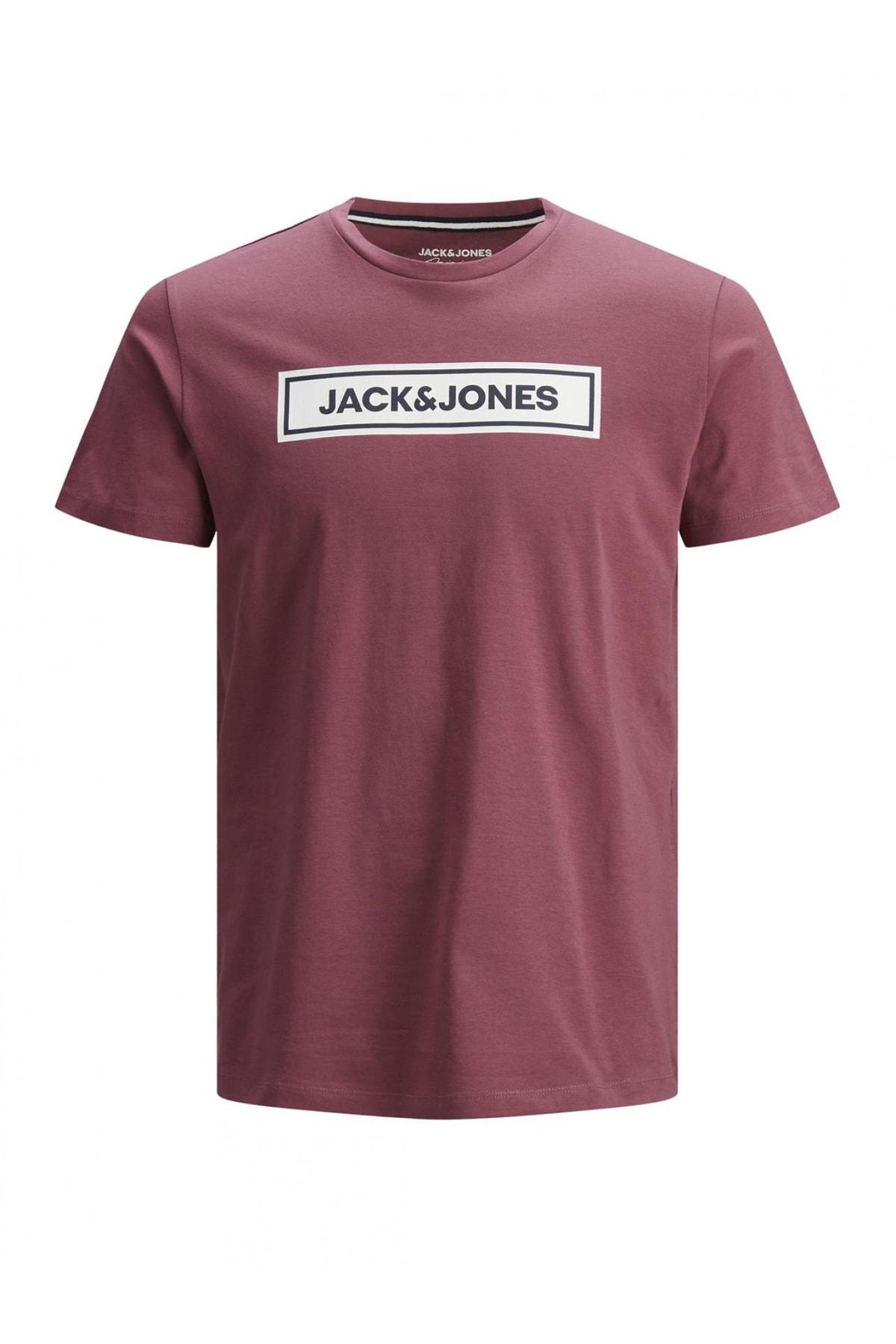Jack & Jones Jack&jones 12186702 0 Yaka Erkek Tshırt 1