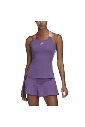 adidas Kadın Mor Gameset Heat Tenis Atleti Fk0760