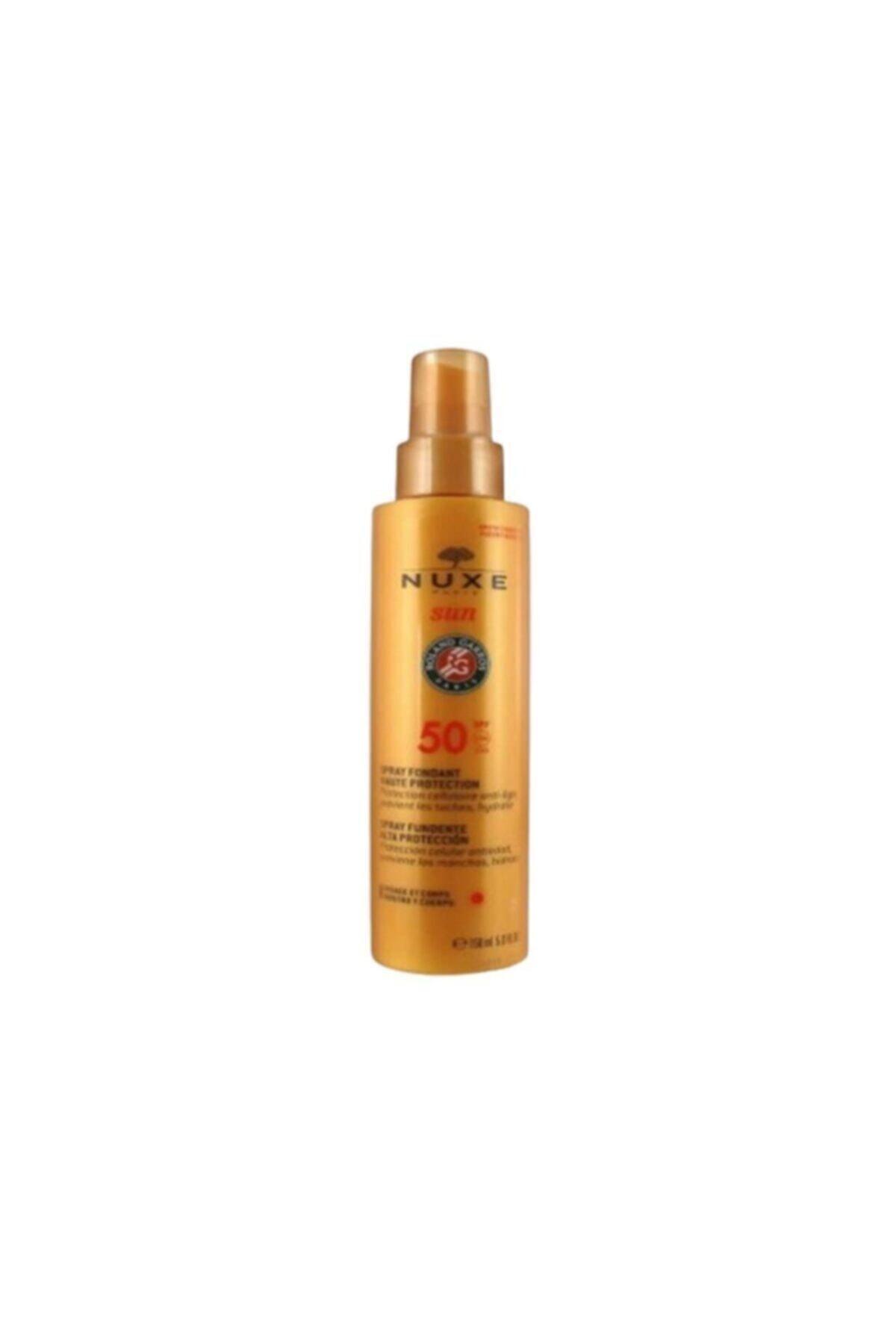 Nuxe Sun Spray Fondant Spf50 150 ml 1