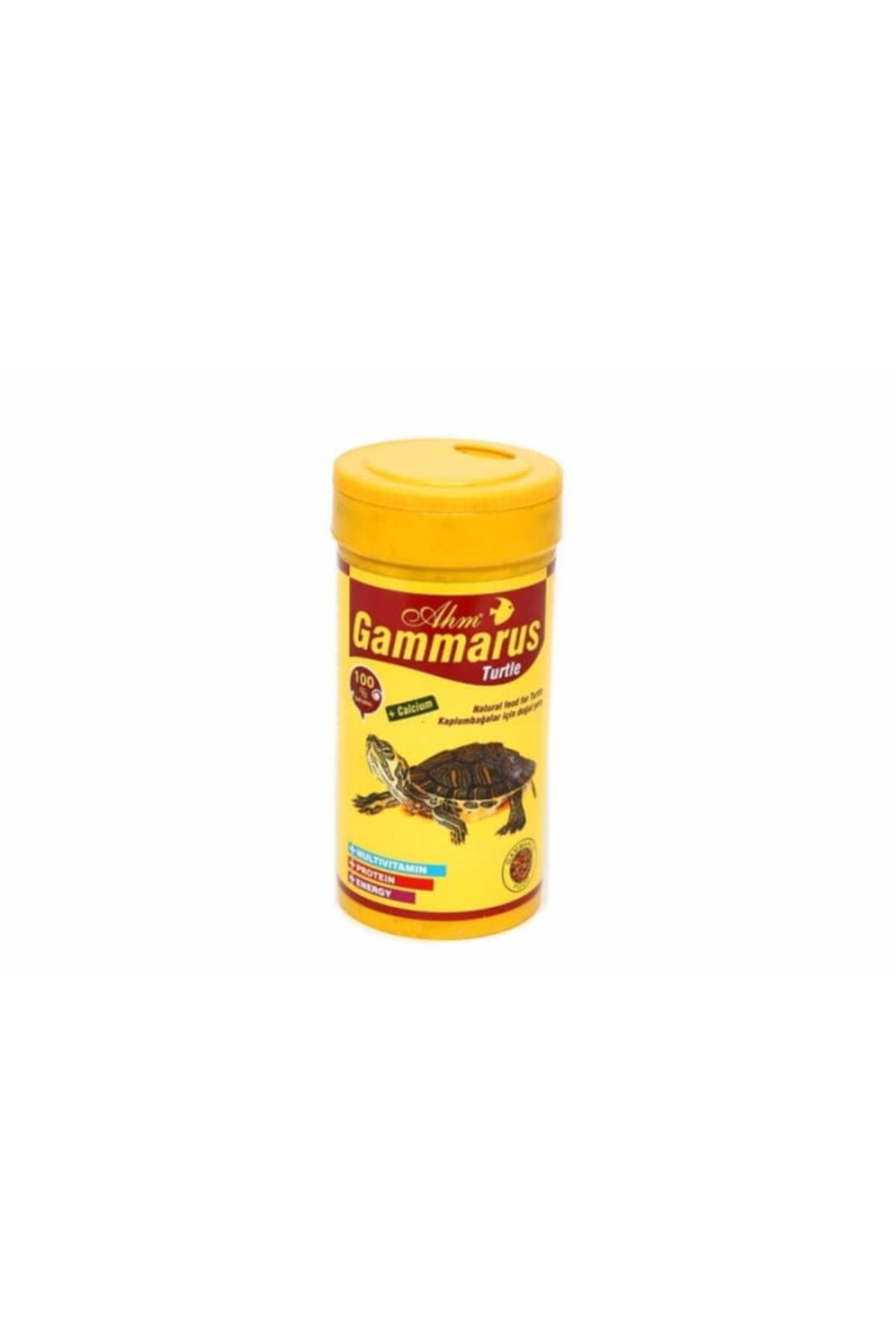 Ahm Gammarus Kaplumbağa Yemi Karides 250 ml 1