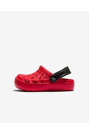 SKECHERS SWIFTERS Küçük Erkek Çocuk Kırmızı Sandalet