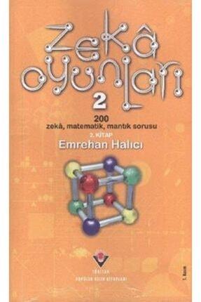 Tübitak Yayınları Zeka Oyunları 2