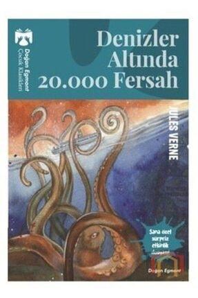Doğan Egmont Yayıncılık Denizler Altında 20000 Fersah-çocuk Klasikleri
