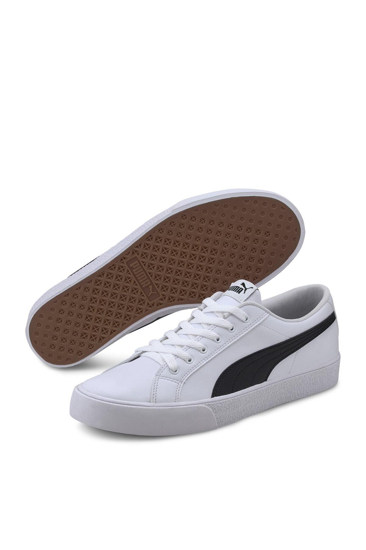 Puma Erkek Beyaz Barı Z Günlük Spor Ayakkabı 37303301 1