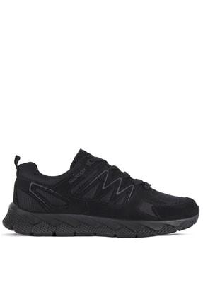 Slazenger Krom Sneaker Unisex Ayakkabı Siyah / Siyah Sa11re240
