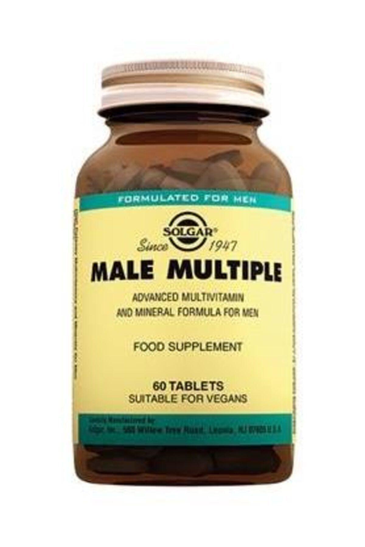 Solgar Male Multiple 60 Tablet 1